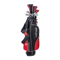 DUNLOP SPORT TOUR RED MEN'S PREMIUM GOLF SET