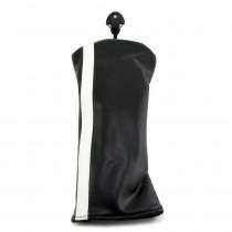 Racer Fairway Headcover - Black