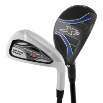 Grand Hawk Fortify Hybrid Iron Set Golf Clubs