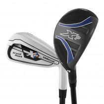 Grand Hawk XP Hybrid Iron Set Golf Clubs