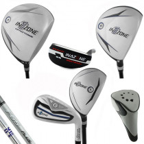 In1Zone Single Length Full Golf Club Set