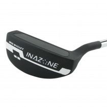 Inazone Mid Mallet Black Putter