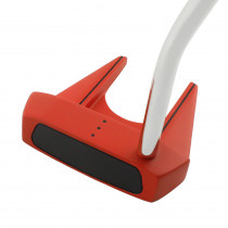 Inazone ZH Mallet Red Putter