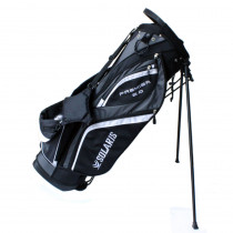Solaris Premier 2.0 Stand Bag Black/Grey/White