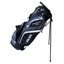 Solaris Premier 2.0 Stand Bag Blue/Grey/White