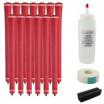 13 Lamkin/Srixon UTx 360 Red Grip Kit - Free Grip Kit