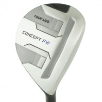 Tour Lies Concept Fairway