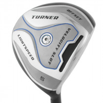 Turner LightSpeed Offset Fairway Wood