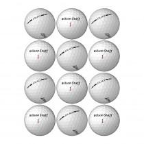 Wilson Duo Golf Balls White - 1 Dozen - LOOSE